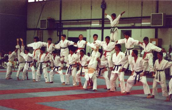 Fête du judo à Bernay