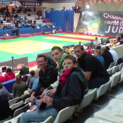 championnats du monde juniors à COUBERTIN
