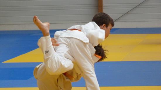 Florian en action