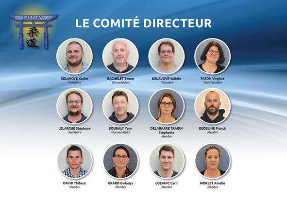 Comite directeur 2019 1